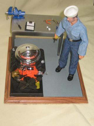 USCG Machinist Mate
