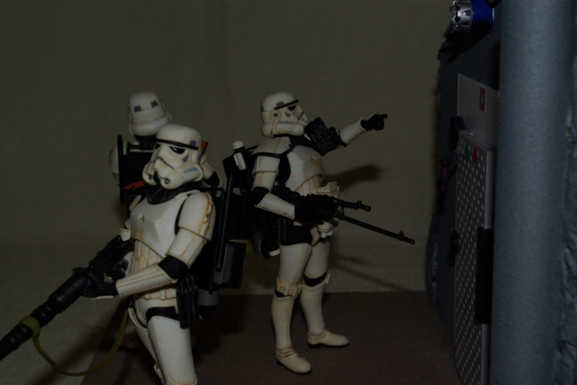 Stormtroopers on Patrol